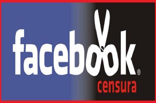 Resultado de imagen para FACEBOOK CENSUSRA