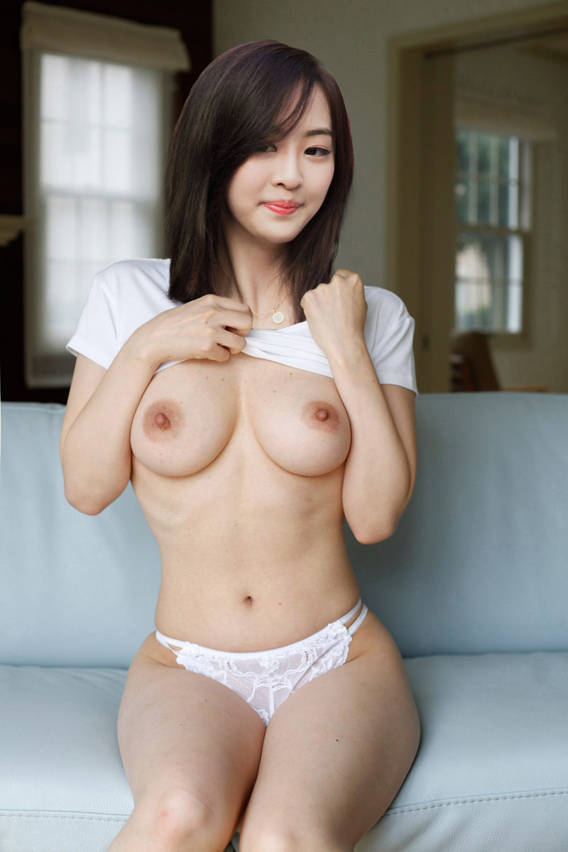 korean nude body