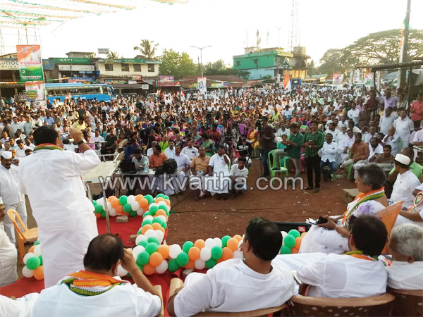 Kasaragod, Kerala, News, Congress, M.M Hassan, MM Hassan against CPM and BJP