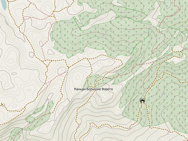Карта CycleMap