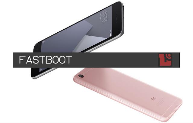Cara mudah Fastboot Xiaomi Redmi Note 5A dan 5A Prime