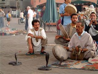 Jamaâ el Fna Marrakech