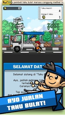 Download Tahu Bulat Mod Apk v3.0.3 Terbaru Unlimited Money