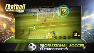 Soccer Revolution 2018 v0.2 Apk