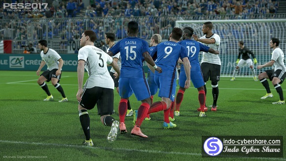 Pro Evolution Soccer (PES) 2017 For PC
