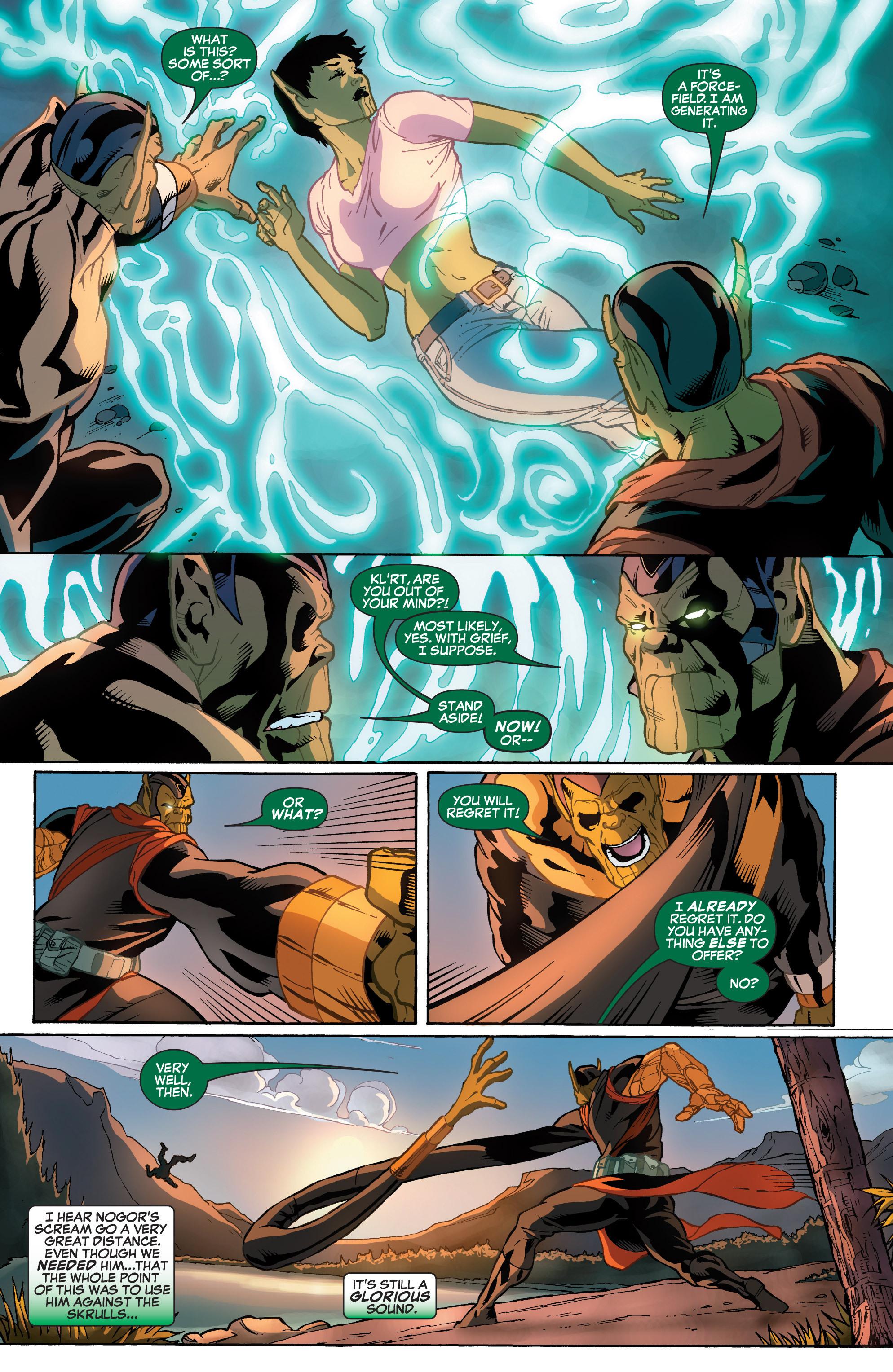Read online She-Hulk (2005) comic -  Issue #33 - 23