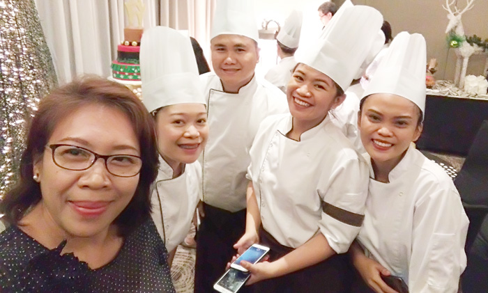 With Misto's power culinary team