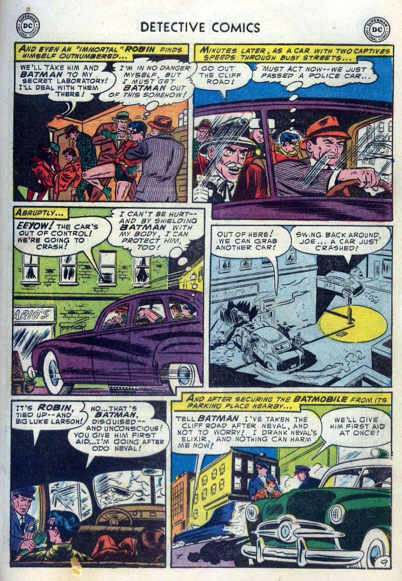 Read online Detective Comics (1937) comic -  Issue #204 - 11