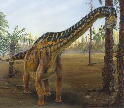 Άνθρακα που χρονολογείται από τα οστά δεινοσαύρων
