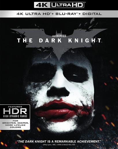 BATMAN: THE DARK KNIGHT (2008) 4K UHD BLURAY REMUX | Mundo 4K UHD