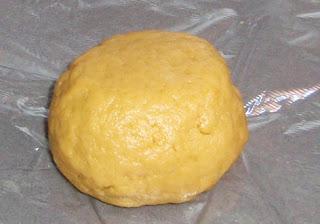 elaboración de masa casera para empanada 3