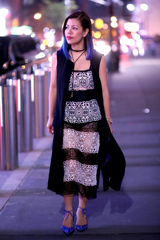 Crystal Phuong- New York Fashion Week 2016- Streetstyle day 3