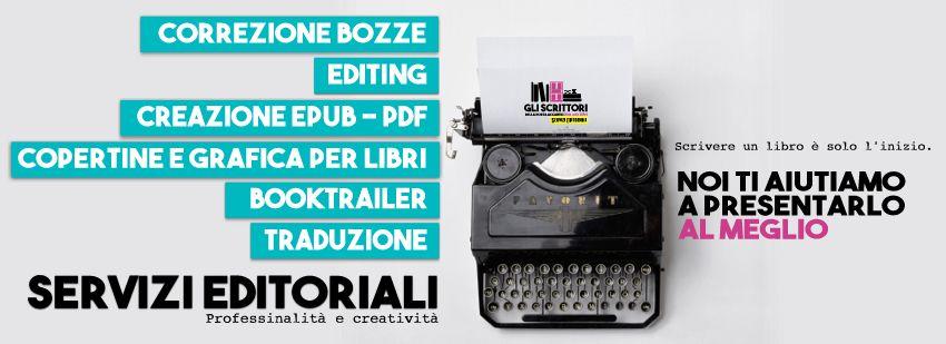 Servizi editoriali, traduzioni:  inglese e spagnolo