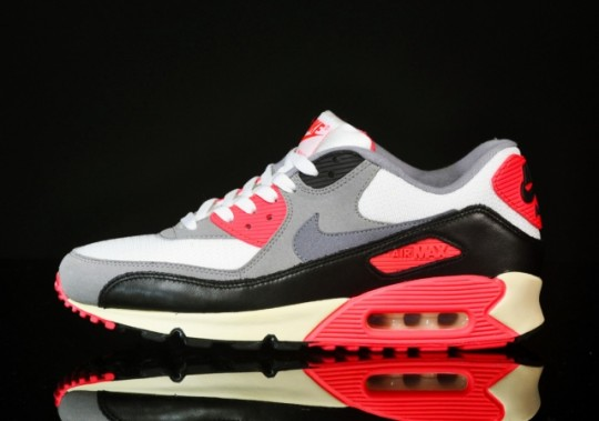 quality design 1a172 a30ea La Nike Air Max 90