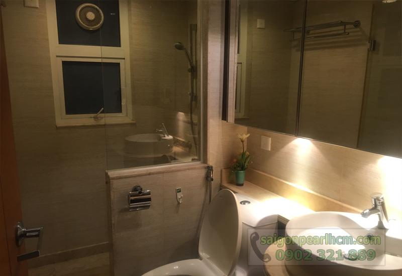 saigon pearl ruby 2 cho thuê - phòng vệ sinh