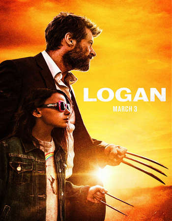 Logan 2017 Hindi Dual Audio HC HDRip Full Movie Download