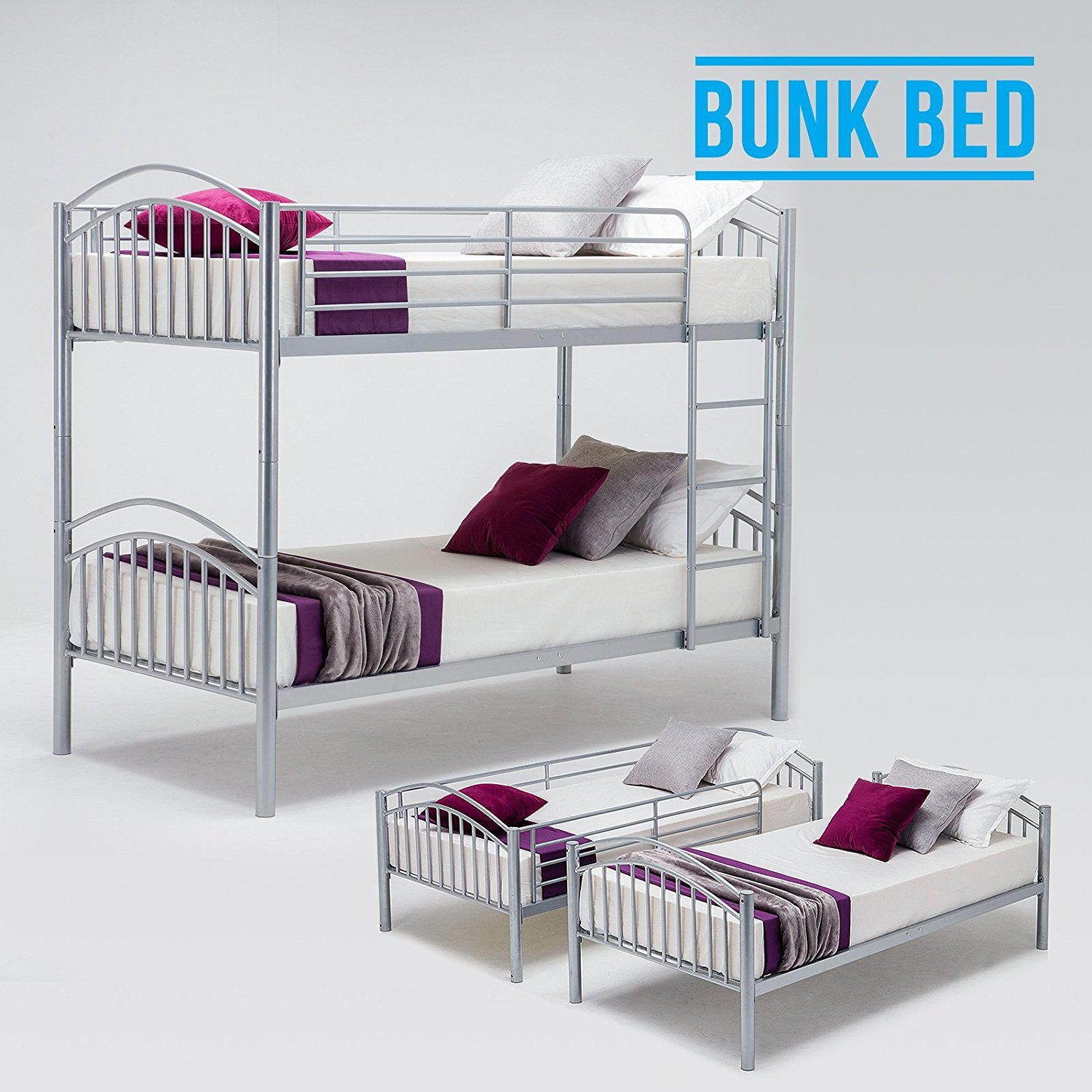 Separable Bunk Beds Uk