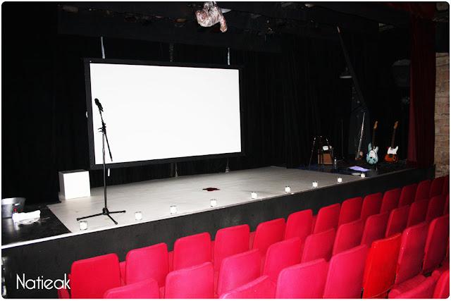 Salle du Théâtre Petit-Gymnase