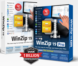 WinZip 19 Pro with Activation / Serial Key ~ Crack Download