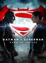 Batman vs Superman: Down Of Justice 2016