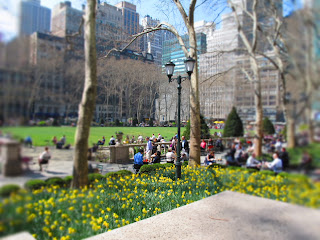 New York _Bryant Park