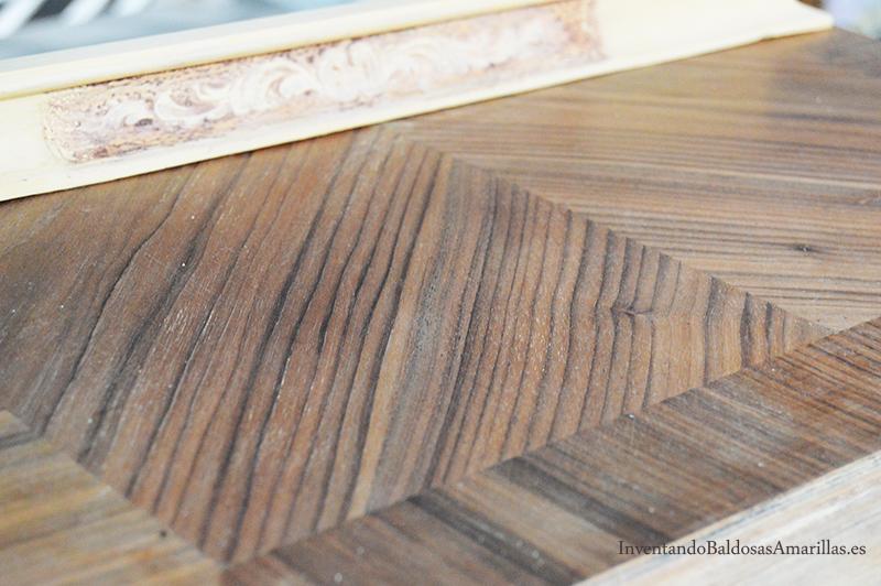 limpiar madera