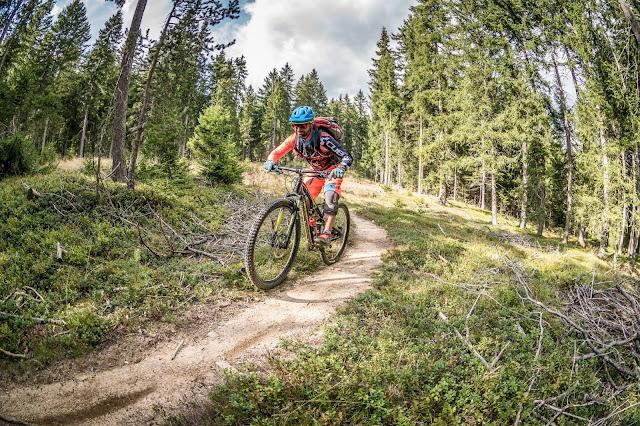 MTB Tour Bressanone Südtirol Mountainbike Kleingitsch