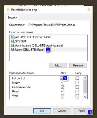 Solusi Menangani gagal Backup Data Aplikasi PMP