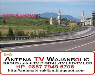 Jual ANTENA TV WAJANBOLIC  DELTA MAS CIKARANG