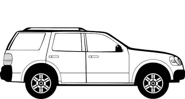 tips liburan bersama keluarga dengan mobil pribadi
