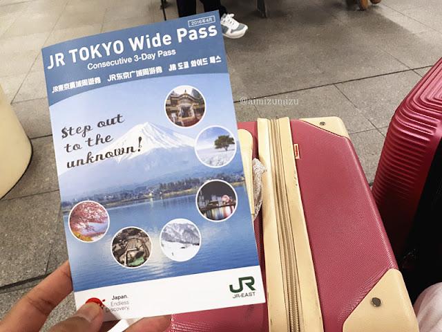 Tokyo Wide Pass Japan
