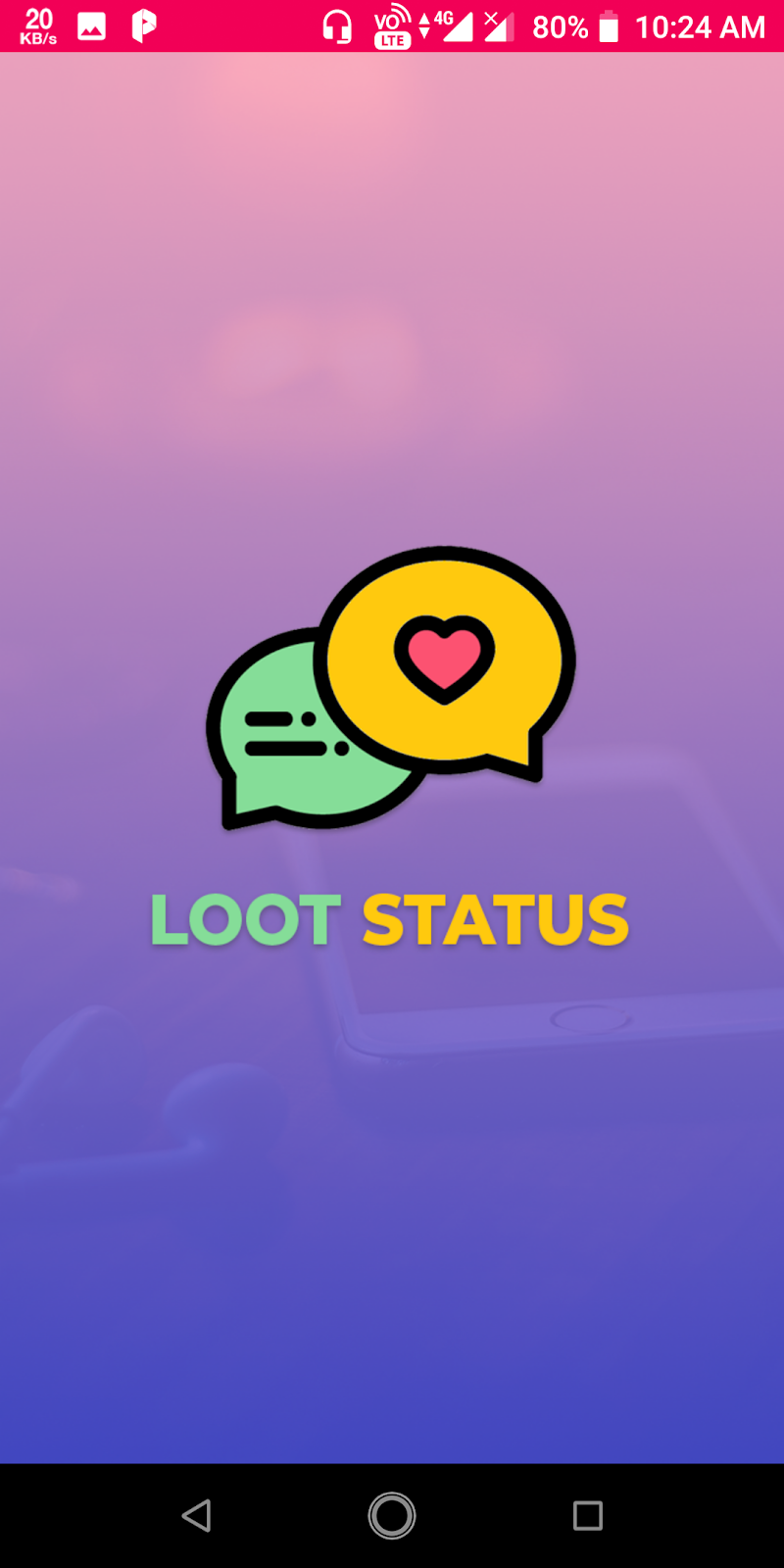 New Earning App Loot Stauts,paytm