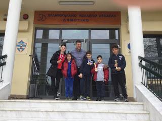 16ο Ανοιχτό Πρωτάθλημα Μαθητών-Μαθητριών Δυτικής Θεσσαλονίκης
