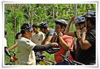 Bali Green Bike - Countryside cyclint Tour start point