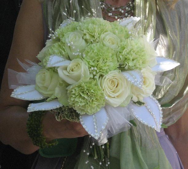 Mazzo Di Fiori Per 25 Anni Di Matrimonio.Debraflower Amica Degli Sposi 2011