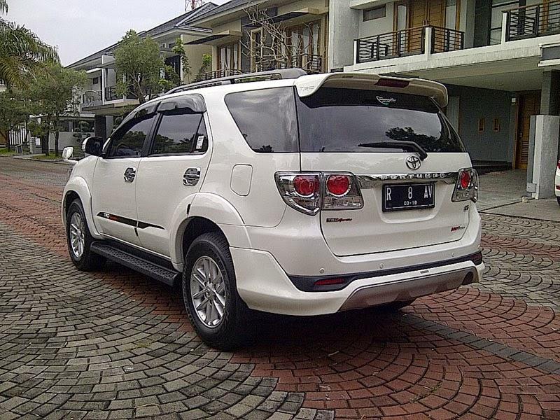 Modifikasi Mobil Toyota Fortuner Keren Terbaru  Modif