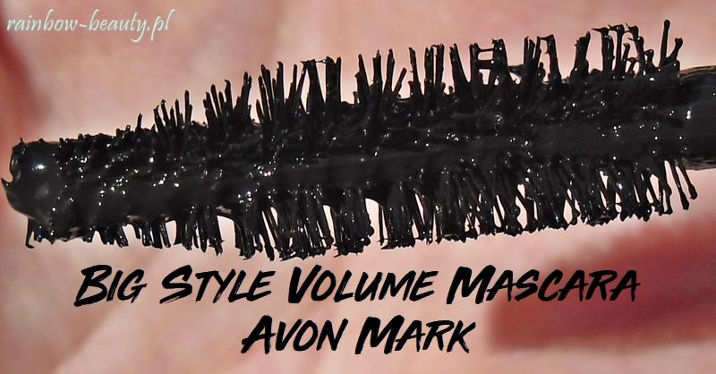 big-style-volume-mascara-avon-mark-opinie-blog-szczoteczka