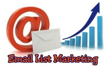 Buat Email List Marketing Gratis