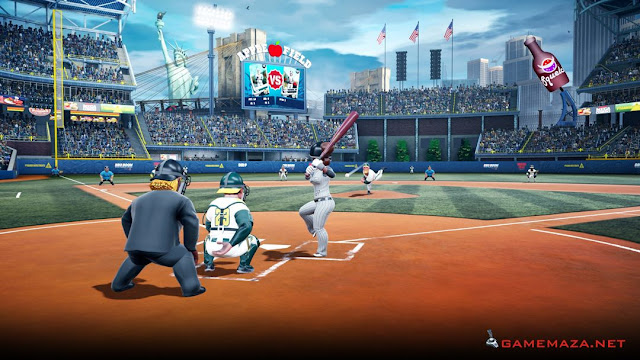 Super Mega Baseball 2 Gameplay Screenshot 1