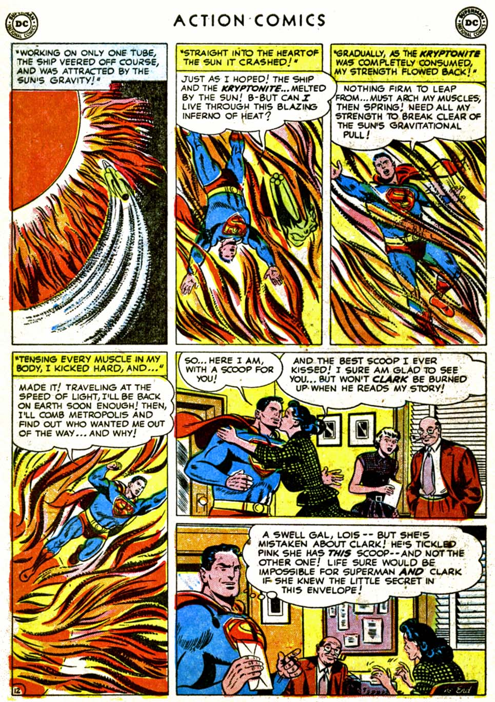 Action Comics (1938) 161 Page 13