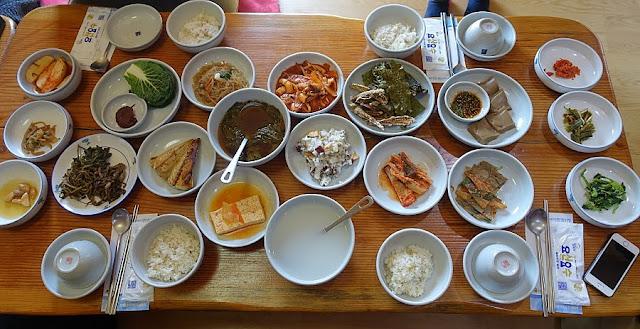 authentic hanjeongsik