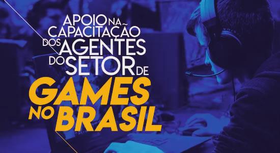 Ministério da Cultura lança curso de games à distância gratuito