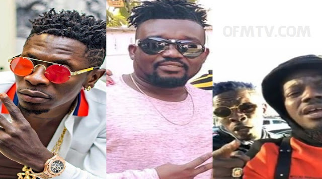 Shatta Wale And Bullet throws fire at each other over Ebony's Tribute Concert [Audio-Video]