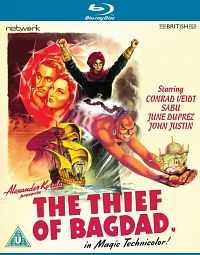 The Thief Of Bagdad (1940) [Dual-Audio] Download Esubs 300mb