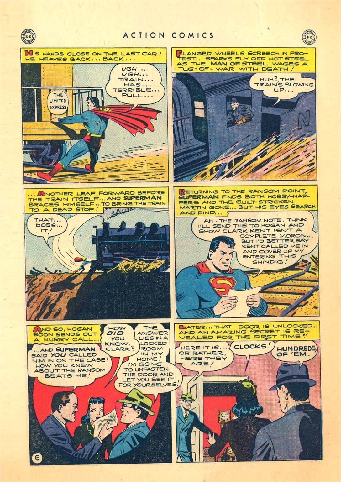 Action Comics (1938) 73 Page 6