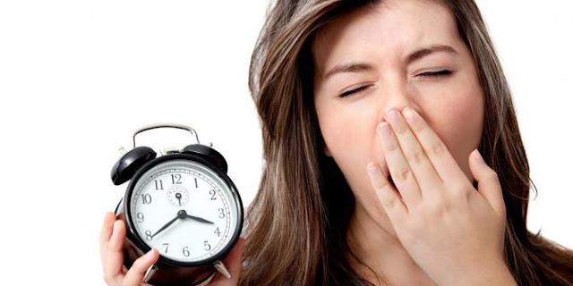 5 Hal yang terjadi pada diri kita jika kurang tidur
