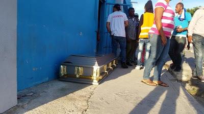 Atracadores matan al vigilante de una estación de gasolina en Barahona