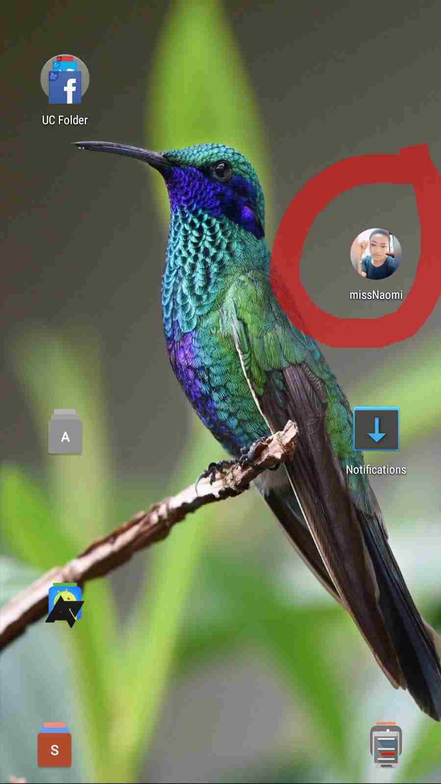 whatsapp tricks 101 - How To add chat head shortcuts to your phone's home screen