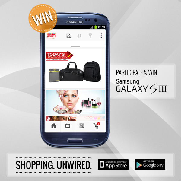Contest !! Download The App, Answer & Win a SAMSUNG GALAXY