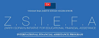 Zarith Sofiah's Initiative for Educational Financial Assistance